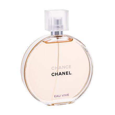 Chanel Chance Eau Vive toaletní voda 150 ml pro ženy