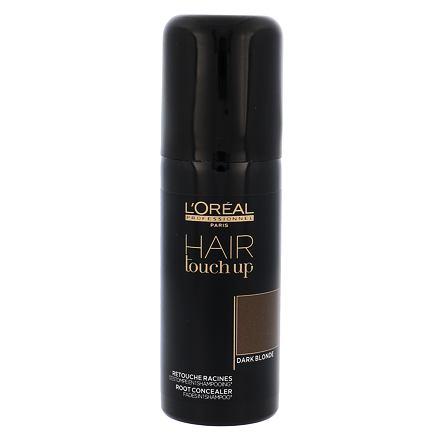 L´Oréal Professionnel Hair Touch Up vlasový sprej pro krytí odrostů 75 ml odstín Dark Blonde pro ženy