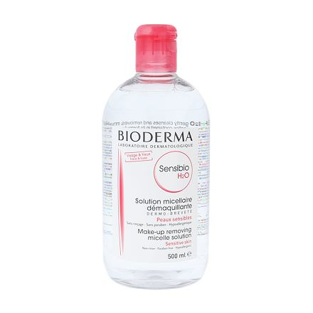 BIODERMA Sensibio micelární voda pro citlivou pleť pro ženy