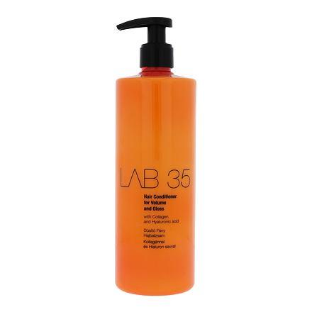 Kallos Cosmetics Lab 35 kondicionér pro suché a poškozené vlasy pro ženy