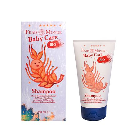 Frais Monde Baby Care jemný šampon na vlasy pro děti