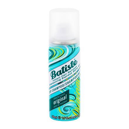 Batiste Original suchý šampon s jemnou svěží vůní pro ženy