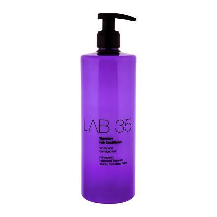 Kallos Cosmetics Lab 35 Signature kondicioner pro suché a poškozené vlasy pro ženy