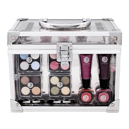 Makeup Trading Transparent sada Complete Makeup Palette pro ženy