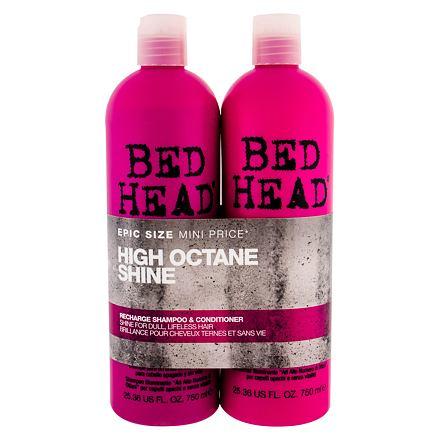 Tigi Bed Head Recharge High Octane sada šampon 750 ml + kondicinér 750 ml pro ženy