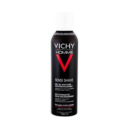 Vichy Homme Anti-Irritation gel na holení pro citlivou pleť pro muže
