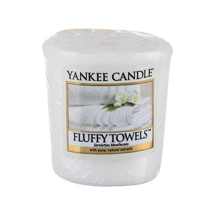Yankee Candle Fluffy Towels vonná svíčka