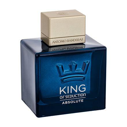 Antonio Banderas King of Seduction Absolute toaletní voda 100 ml pro muže
