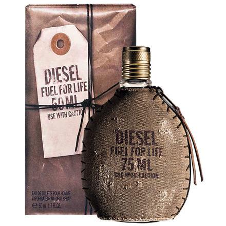 Diesel Fuel For Life Homme toaletní voda Tester pro muže