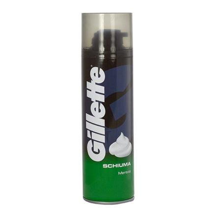 Gillette Shave Foam Menthol pěna na holení pro muže