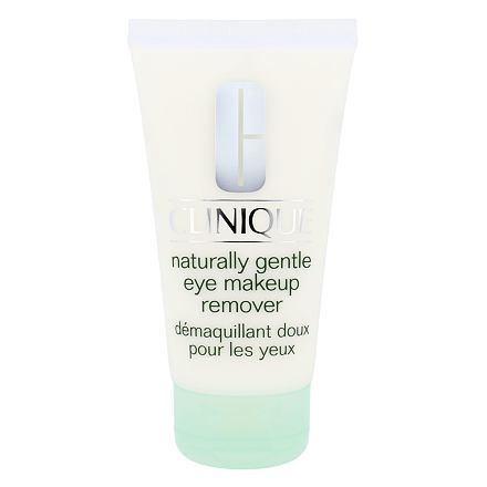 Clinique Naturally Gentle jemný odličovač pro citlivé oči 75 ml pro ženy