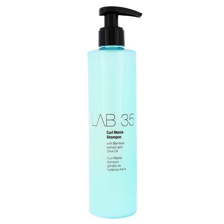 Kallos Cosmetics Lab 35 Curl Mania šampon pro vlnité vlasy pro ženy