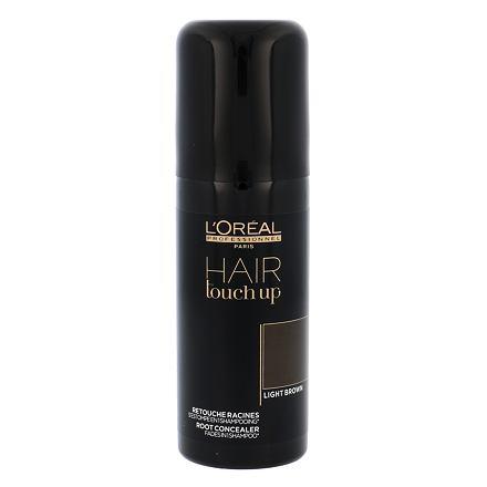 L´Oréal Professionnel Hair Touch Up vlasový sprej pro krytí odrostů 75 ml odstín Light Brown pro ženy