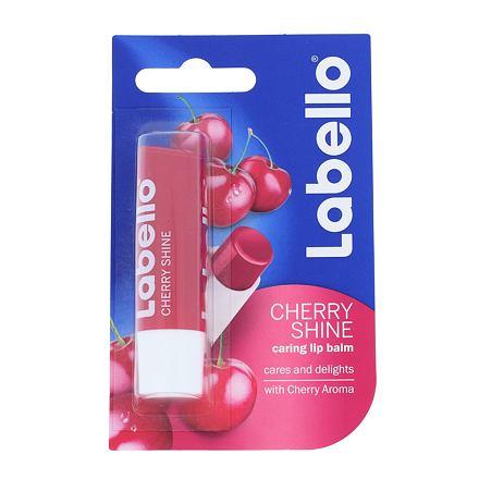 Labello Cherry Shine balzám na rty s jemným zbarvením