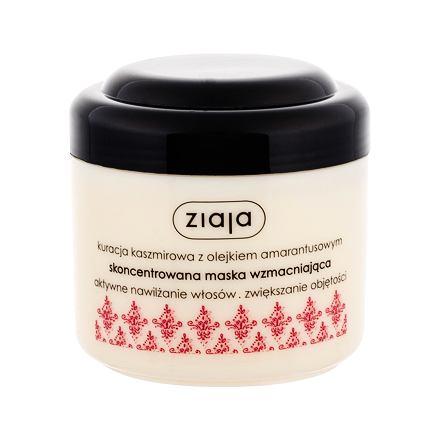 Ziaja Cashmere posilující maska na vlasy 200 ml pro ženy