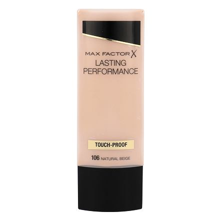 Max Factor Lasting Performance jemný tekutý make-up odstín 106 Natural Beige