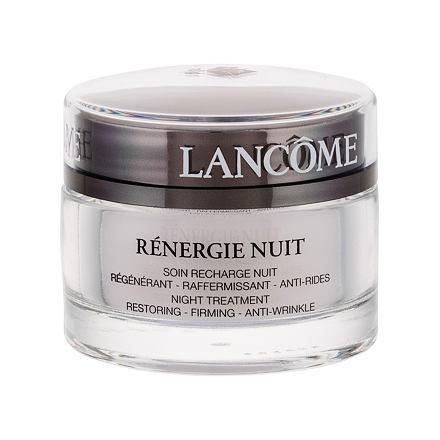 Lancome Rénergie Anti-Wrinkle protivráskový a regenerační noční krém 50 ml pro ženy