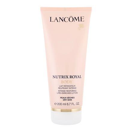 Lancome Nutrix Royal hydratační tělové mléko 200 ml pro ženy