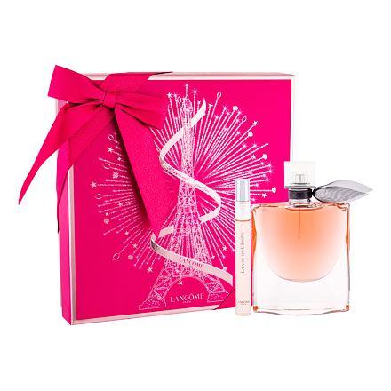 Lancôme La Vie Est Belle sada parfémovaná voda 75 ml + parfémovaná voda 10 ml pro ženy