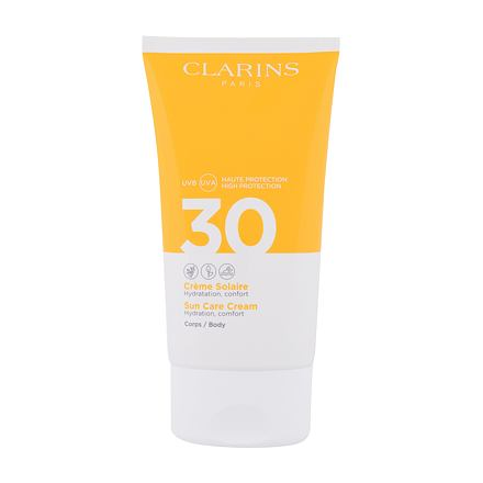 Clarins Sun Care Cream SPF30 150 ml opalovací krém na tělo