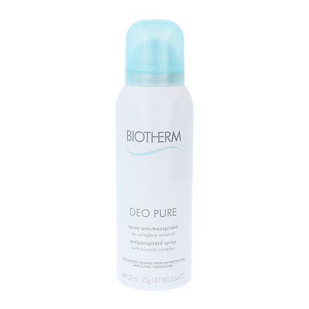 Biotherm Deo Pure antiperspirační sprej 125 ml pro ženy