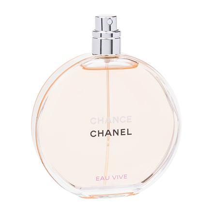 Chanel Chance Eau Vive toaletní voda 100 ml Tester pro ženy