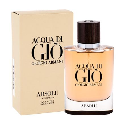 Giorgio Armani Acqua di Giò Absolu parfémovaná voda pro muže