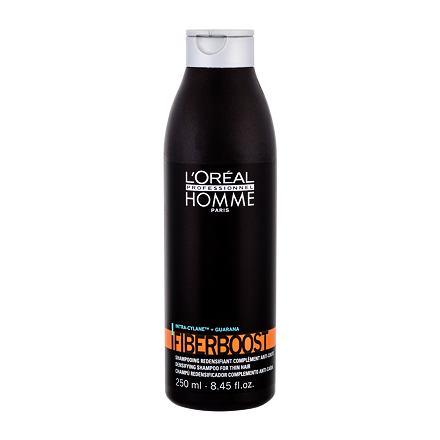 L´Oréal Professionnel Homme Fiberboost šampon pro řídnoucí vlasy 250 ml pro muže