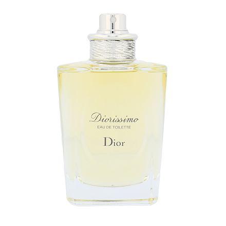 Christian Dior Les Creations de Monsieur Dior Diorissimo toaletní voda Tester pro ženy