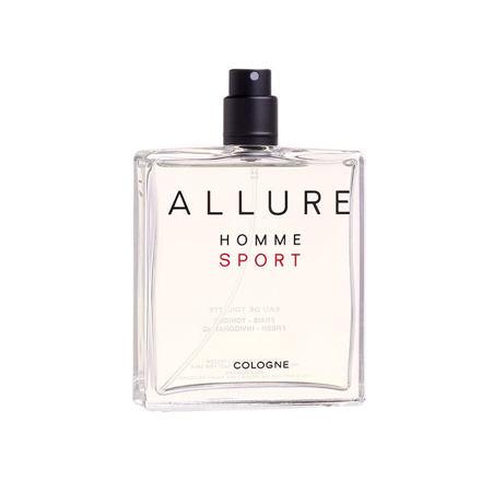 Chanel Allure Homme Sport Cologne kolínská voda Tester pro muže