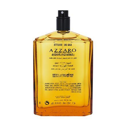 Azzaro Azzaro Pour Homme toaletní voda naplnitelný Tester pro muže