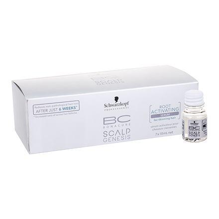 Schwarzkopf BC Bonacure Scalp Genesis Root Activating Serum sérum na jemné vlasy pro aktivaci kořínků pro ženy