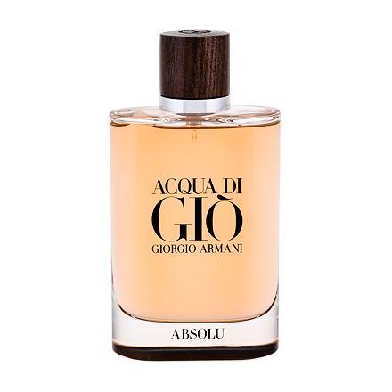 Giorgio Armani Acqua di Gio Absolu parfémovaná voda 125 ml pro muže
