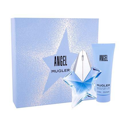 Thierry Mugler Angel sada parfémovaná voda 50 ml + tělové mléko 100 ml pro ženy