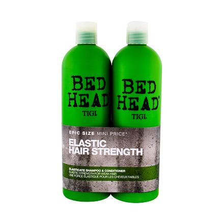 Tigi Bed Head Elasticate sada šampon 750 ml + kondicionér 750 ml pro ženy