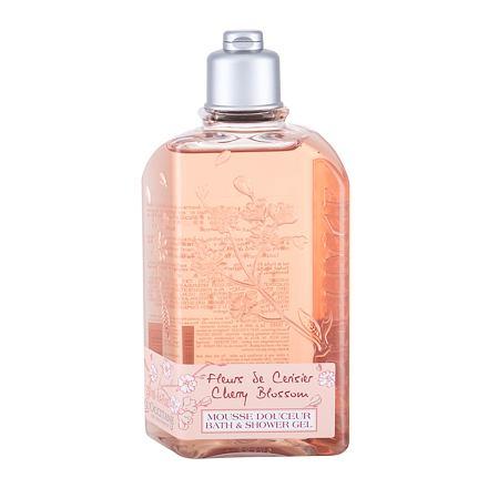 L´Occitane Cherry Blossom sprchový gel pro ženy