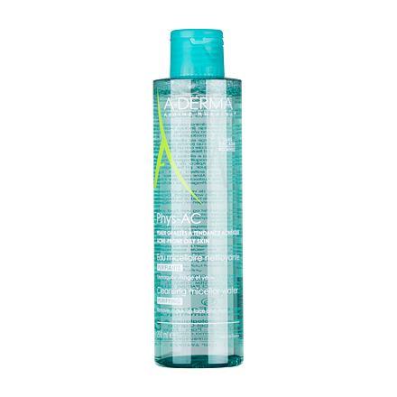 A-Derma Phys-AC Purifying Cleansing Micellar Water čisticí a odličovací micelární voda pro pleť se sklonem k akné pro ženy