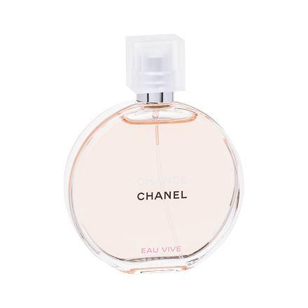 Chanel Chance Eau Vive toaletní voda 50 ml pro ženy