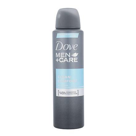 Dove Men + Care Clean Comfort antiperspirant deospray 150 ml pro muže