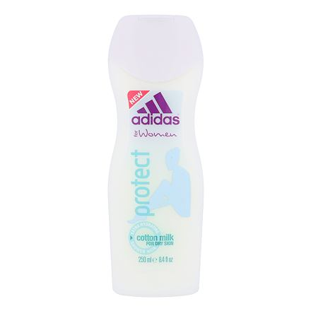 Adidas Protect For Women sprchový gel 250 ml pro ženy