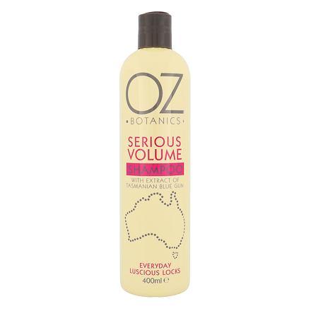 Xpel OZ Botanics Serious Volume šampon pro objem vlasů pro ženy