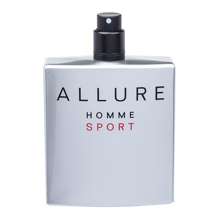 Chanel Allure Homme Sport toaletní voda 100 ml Tester pro muže