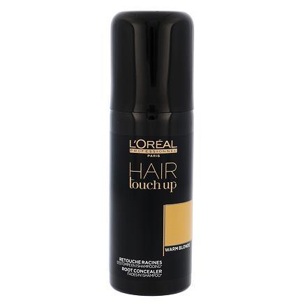 L´Oréal Professionnel Hair Touch Up vlasový sprej pro krytí odrostů 75 ml odstín Warm Blonde pro ženy