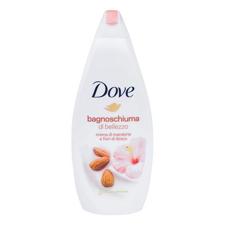 Dove Purely Pampering Almond Cream krémová pěna do koupele pro ženy
