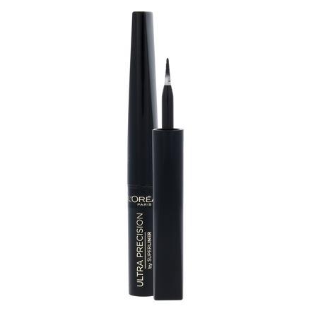 L´Oréal Paris Super Liner Ultra Precision tekuté oční linky 6 ml odstín Black pro ženy