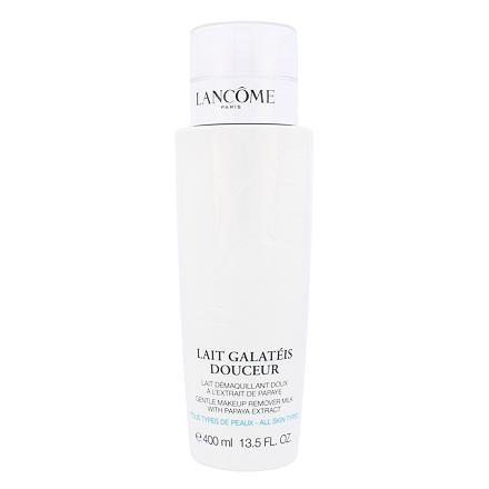 Lancome Galatéis Douceur čisticí mléko pro rychlé a důkladné čištění pleti 400 ml pro ženy