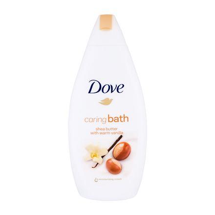 Dove Purely Pampering Shea Butter pečující pěna do koupele pro ženy