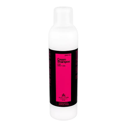 Kallos Cosmetics Cream šampon pro všechny typy vlasů pro ženy