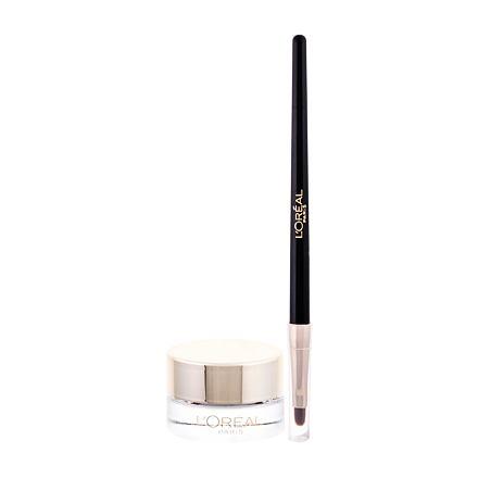 L´Oréal Paris Super Liner Gel Intenza 24h oční linka tekuté linky 2,8 g odstín 01 Pure Black pro ženy