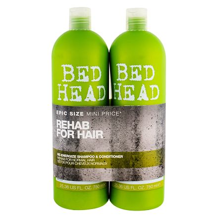 Tigi Bed Head Re-Energize sada šampon 750 ml + kondicionér 750 ml pro ženy